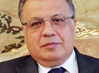 Büyükelçi Karlov suikastine dünyadan tepki yağıyor