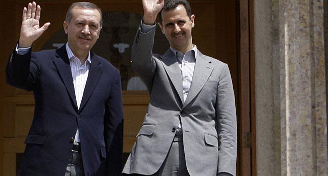 AKP'den Mısır'dan sonra Suriye açılımı:'Kardeşim Esad' dönemi başlıyor ..
