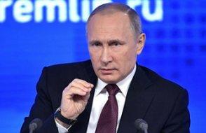 Putin: ABD Avrupa'ya füze konuşlandırırsa biz de aynısını yaparız