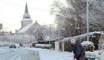 Avrupa'da Sibirya soğukları