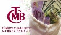 Merkez Bankası'nın rezervleri azalmaya devam ediyor