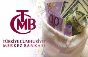 Merkez Bankası dolar beklentisini yükseltti