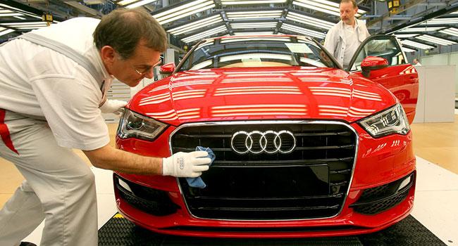Alman otomotiv endüstrisi belini doğrulttu