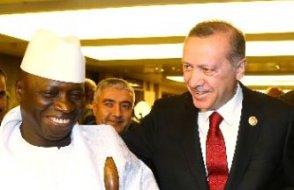 Gambiya lideri, ültimatom sonrası koltuğu bırakıyor