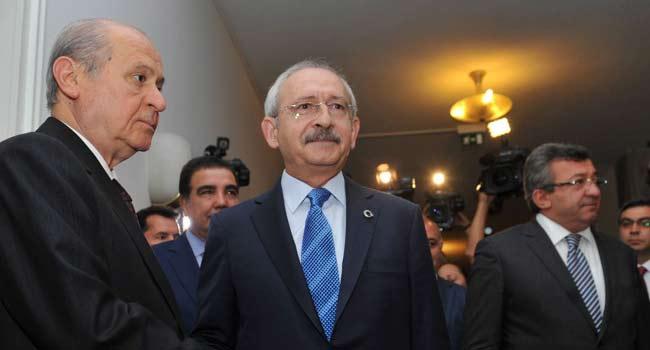Kılıçdaroğlu: Bahçeli beni üzdü