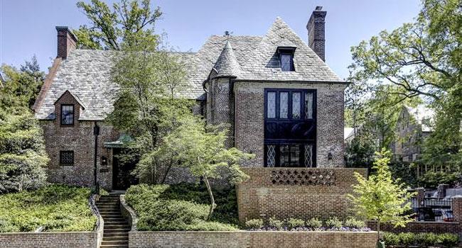 İşte Obama Ailesi'nin yeni evi!
