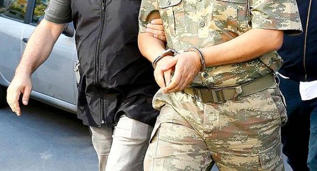 180 TSK personeli için daha gözaltı kararı!