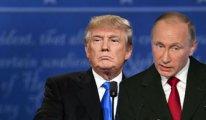Trump yanına ABD'li kimseyi almadan Putin'le görüşmüş