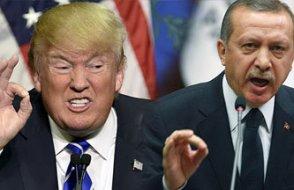 Trump'tan Türkiye'ye tepki: Erdoğan bir şey yapmalı