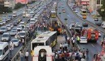Metrobüs durağında kaza: Suriyeli çocuk öldü