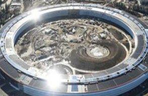 Apple'ın yeni uzay üssünde inanılmaz hata! Daha şimdiden 2 kişi yaralandı