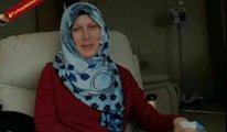 Kanserli kadını gözaltına almak için hastaneye polis gönderdiler!