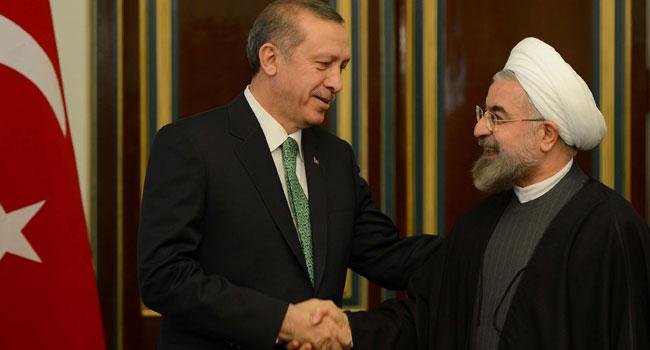 Ruhani ile Erdoğan arasında 'suikast' görüşmesi