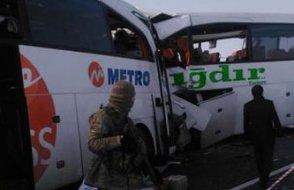 Yine Metro Turizm yine kaza: 8 ölü 14 yaralı