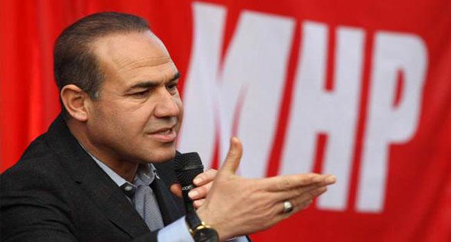 MHP 'li Belediye Başkanına ceza