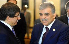 AKP'de dışlanmışlar yol ayrımında ... Abdullah Gül ve Davutoğlu gizlice görüştü