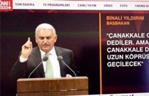 CNN Türk, Binali Yıldırım'a operasyon mu çekiyor?