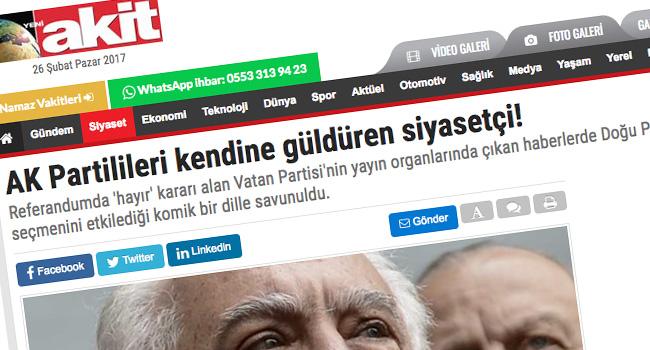 Erdoğan-Perinçek koalisyonunda çatlak mı var?