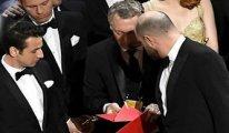 Oscar Ödülleri'nde skandal..
