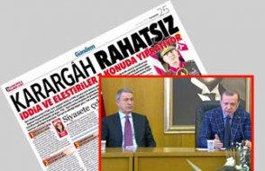 Flaş! Erdoğan'dan 'Karargah rahatsız' açıklaması