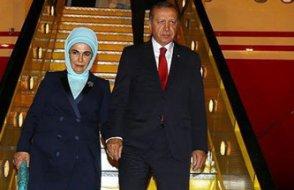 Erdoğan'dan uçakta yeni açıklamalar