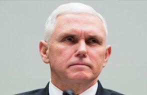 ABD Başkan Yardımcısı Pence'den Türkiye'ye yine sert açıklamalar