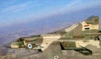 Türkiye Suriye sınırında savaş uçağı düştü
