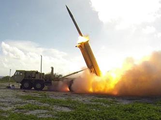 ABD'den Suudi Arabistan'a 15 milyar dolarlık  füze sistemi
