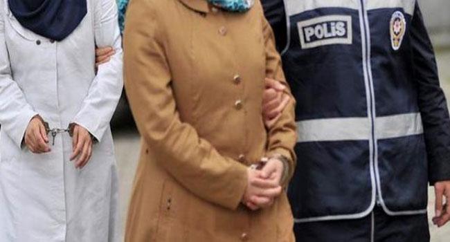 [ Cadı avı ]  Kayseri'de 17 Kadın tutuklandı