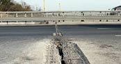 3. Köprü Yolları bitmeden çökmeye başladı