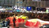Salgın sonrası ilk büyük otomobil fuarı Münih'te başladı