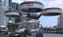 Geleceğin uçan otomobili görücüye çıkıyor