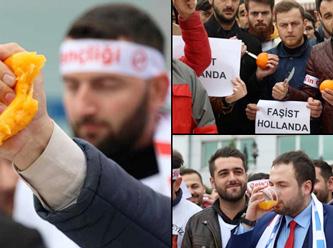 Israili Protesto Için Kola Dökmüşlerdi Hollanda Için Portakal Kestiler