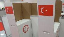 Gurbetçiler 7 Haziran'dan itibaren oy kullanmaya başlıyor....