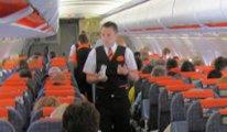 Uçakta cep telefonu kullanana ağır ceza
