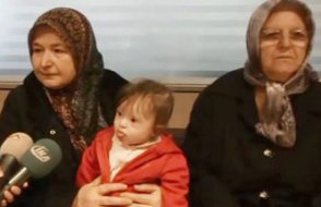 15 aylık down sendromlu Ayşe Sena'nın çığlığına ses verin