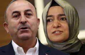 Mevlüt Çavuşoğlu ile Fatma Betül Sayan Laptopları alıp uçaklara binecek mi?