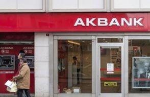 BDDK'dan Akbank'a 155 milyonluk ceza