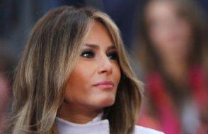 Melania Trump bir günde 174 bin dolar harcadı