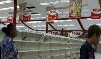 Venezuela'da gıdaya erişim zorlaşıyor