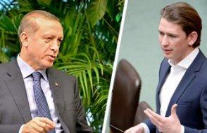Avusturya'dan Erdoğan yasağı