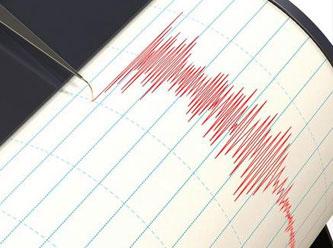 Bu defa Gümüşhane'de deprem