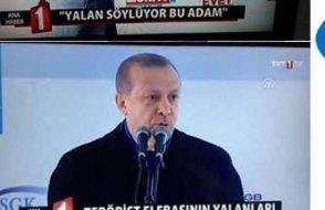 TRT müdüründen 'yalan söylüyor bu adam' tepkisi