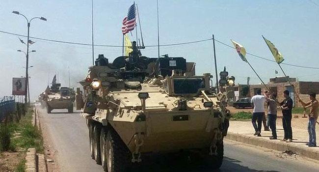 Erdoğan'dan 'ABD'li ve YPG'li askerlerin ortak nöbetiyle ilgili çok tartışılacak açıklama