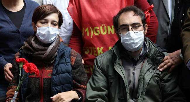 Gülmen ve Özakça'nın gözaltına alınma gerekçesi belli oldu