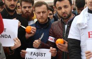 Portakal protestosu boşa gitti ... Hollanda'nın Büyükelçisi  Ankara'ya geldi