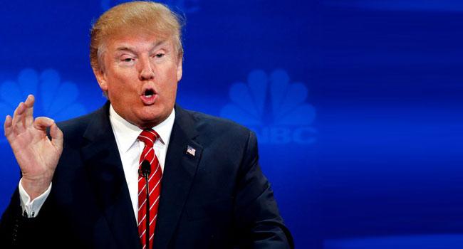 Trump 1915 olayları için 'Büyük felaket' dedi