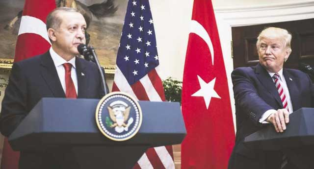 ABD ile ilişkiler fiilen maslahatgüzar seviyesine düşürüldü