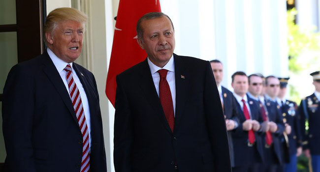 Erdoğan yine, bu sefer ABD'de yalan söyledi