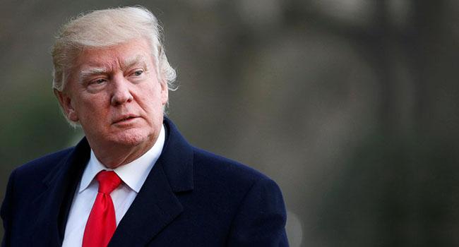 Trump'tan flaş Suriye açıklaması